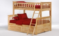 Bunk Beds for Boys and Girls in Twin & Full Sizes for Every Budget