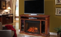 Luxury Entertainment Fireplaces at Xiorex