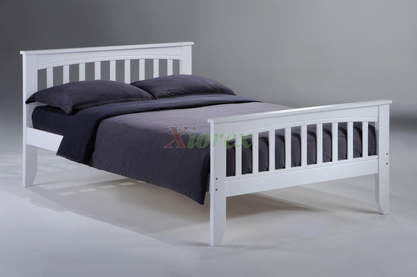 Attractive ... Bed Full Double White Bed For Night Day Sasparilla Bed Set Xiorex ...