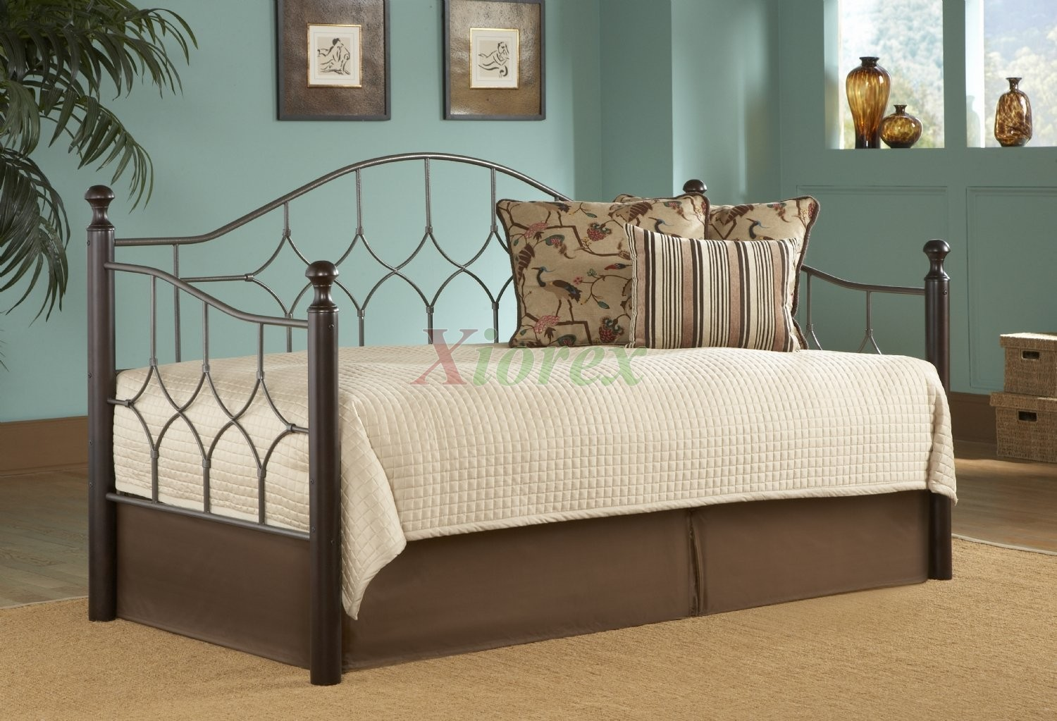 Bianca Daybed   W Optional Top Spring U0026 Pop Up Trundle Bed | Xiorex ...