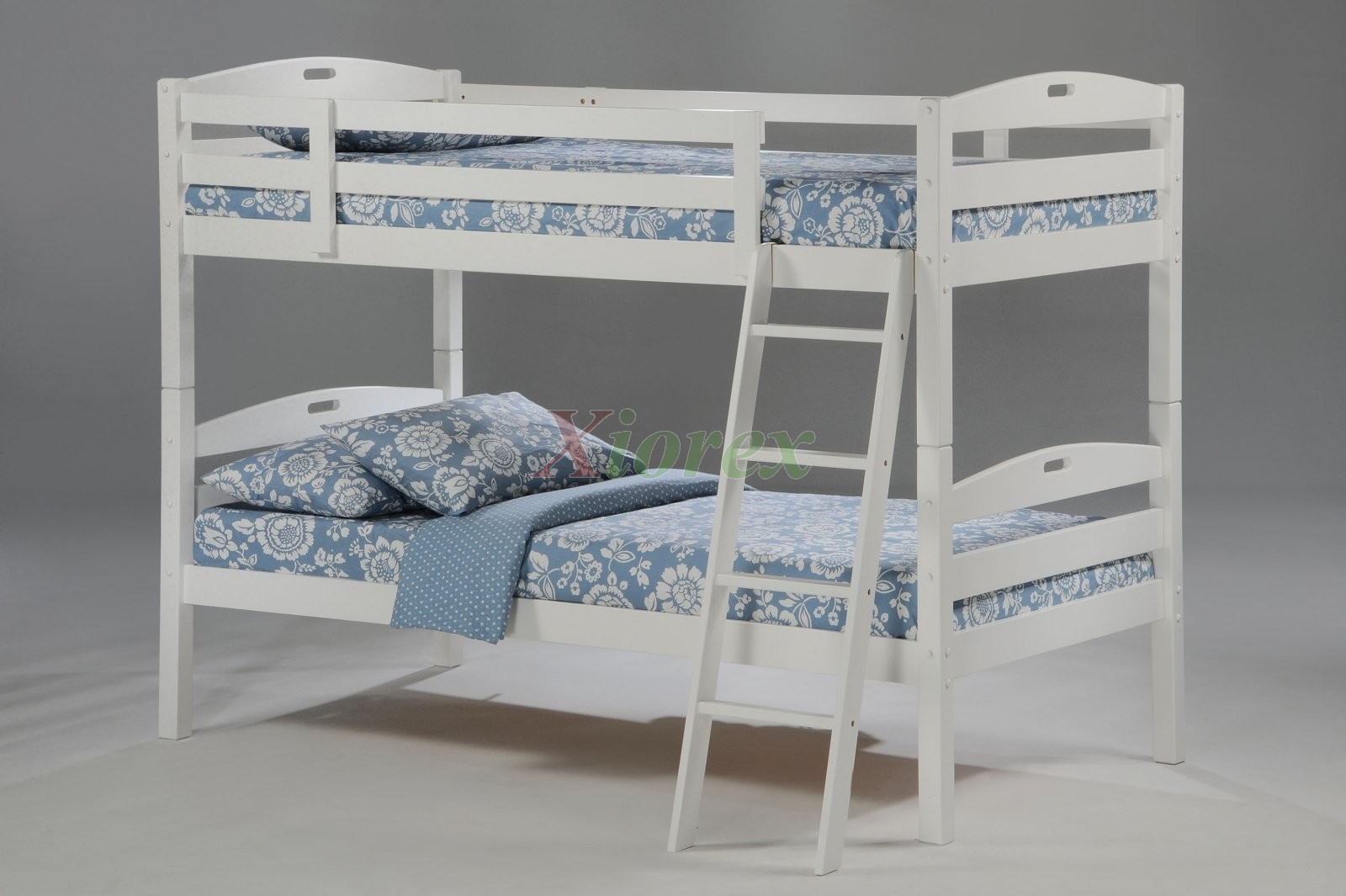 Twin Twin Bunk Bed & Twin Full Bunk Bed Night and Day Sesame Bunk