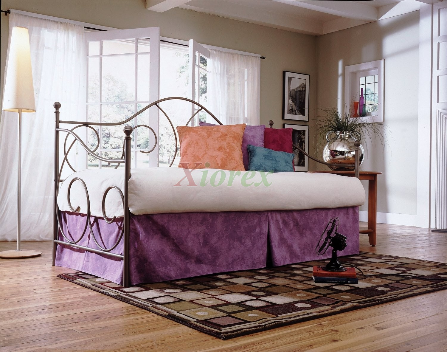 Day beds for teenagers - Caroline Daybed Twin Size Day Bed In Flint By Fashion Bed G Xiorex