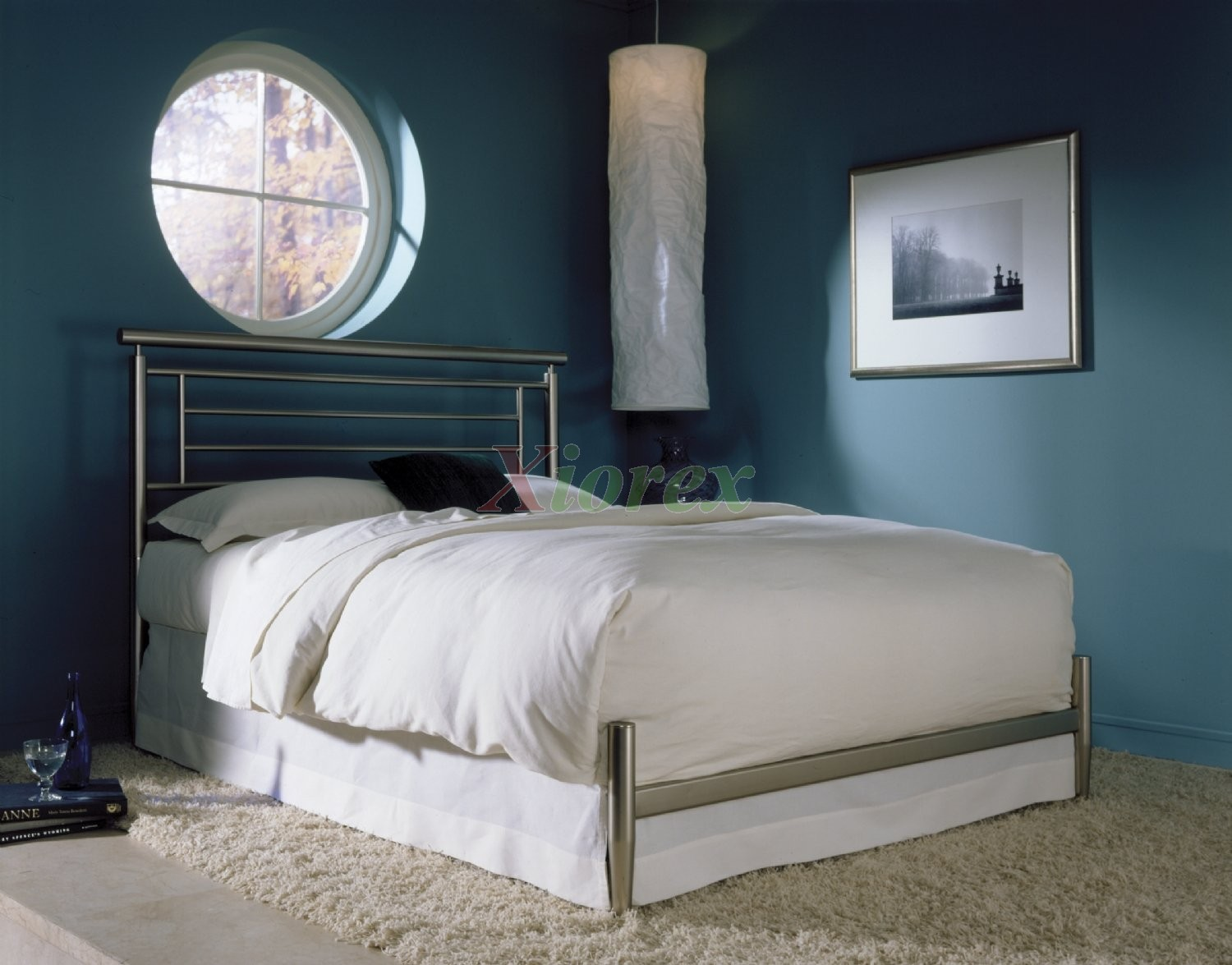 Picture of: Chatham Bed Contemporary Bed In Satin Finish By Fashion Bed Group Xiorex