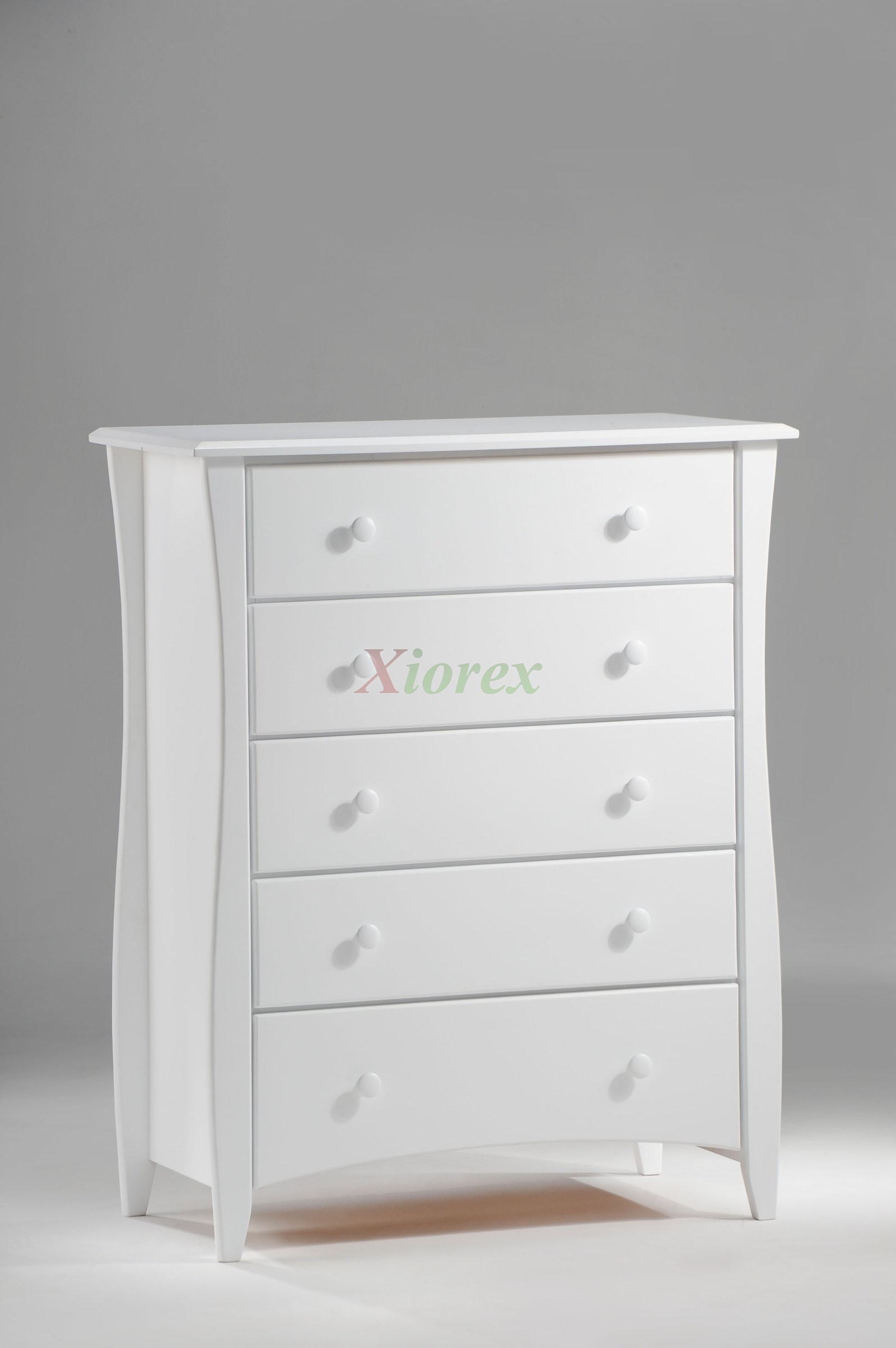 Clove Chest Of Drawers White For Spices Bedroom Furniture Sets   Xiorex