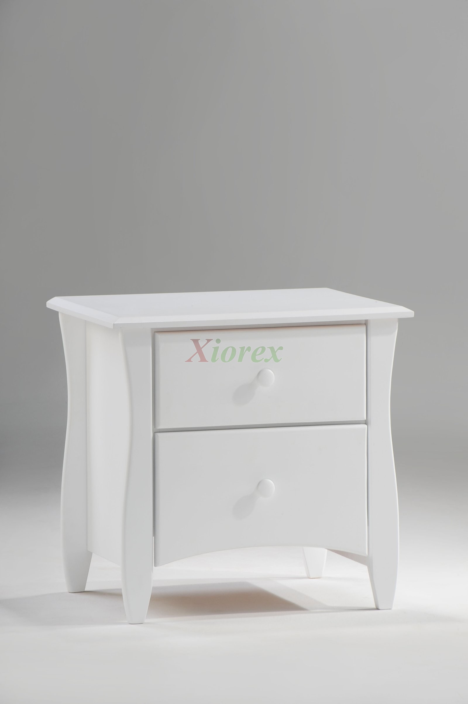 Clove 2 Drawer Nightstand | Xiorex
