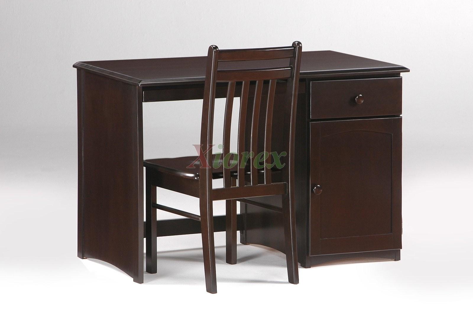 Clove Student Desk Chair Dark Chocolate For N D Es Bed Sets Xiorex