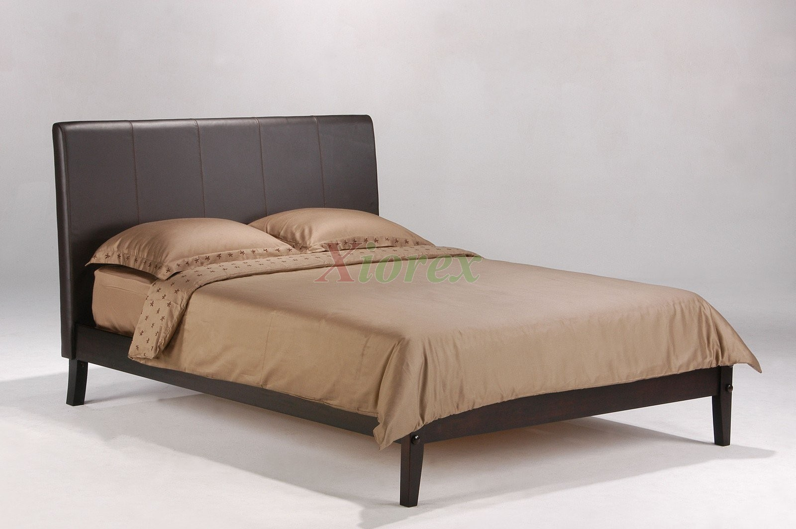 coriander bed night and day coriander bed with leather headboard xiorex