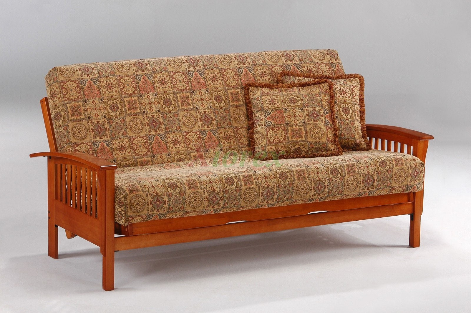 Night And Day Winchester Futon Beds With Steam Bent Arm