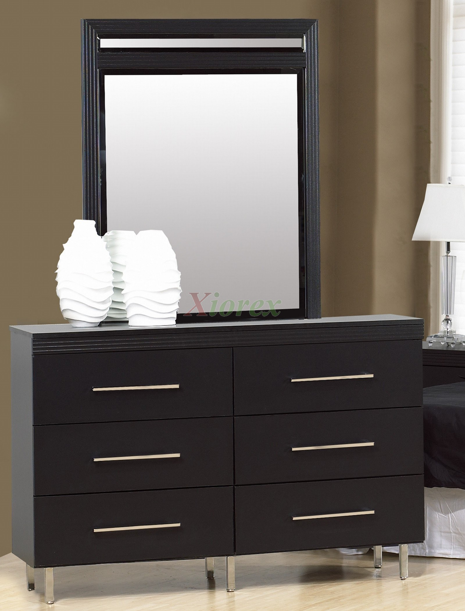 Dresser With Mirror Life Line Phantom And