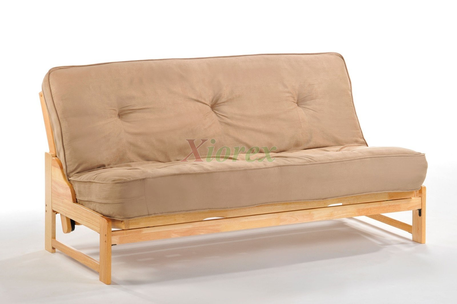 alder home ebay twin inch size itm futon mattress clay hansen