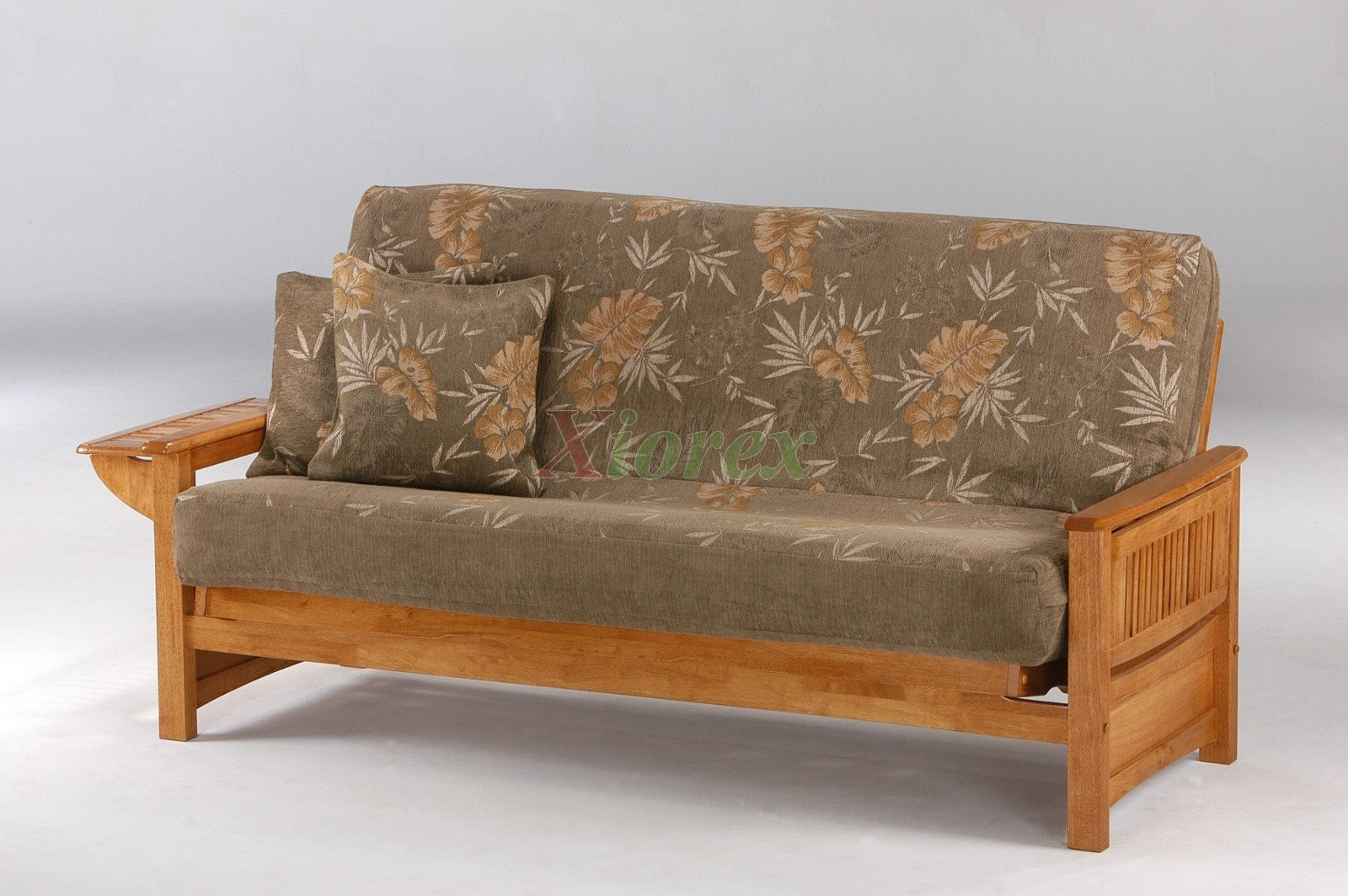 Futons Night And Day Sunrise Futon Medium Oak Xiorex Online