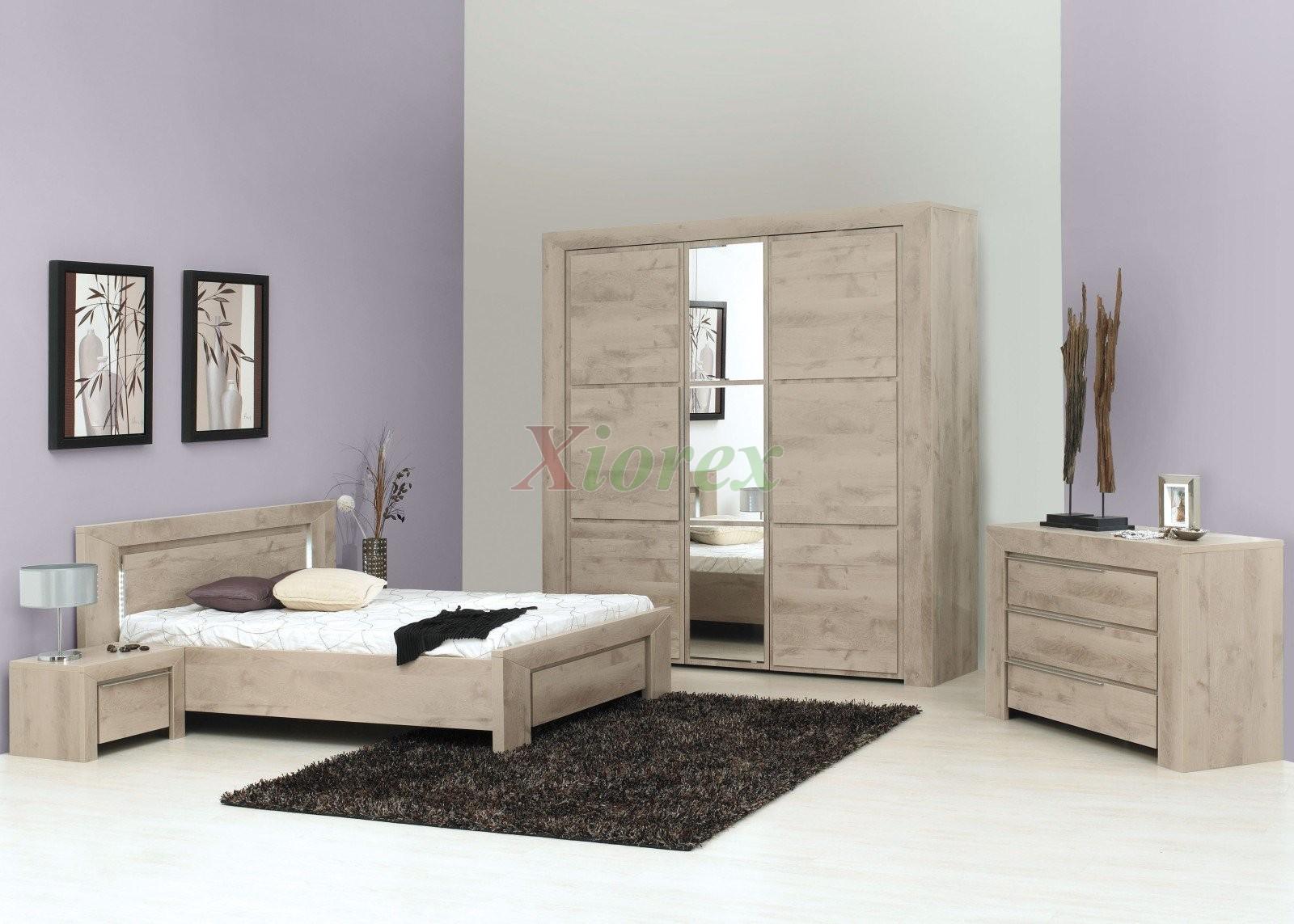 Oak Effect Bedroom Furniture Sets Gami Bed Set Gami Sarlat Bed Sarlat Gami Bed Set By Gautier Xiorex