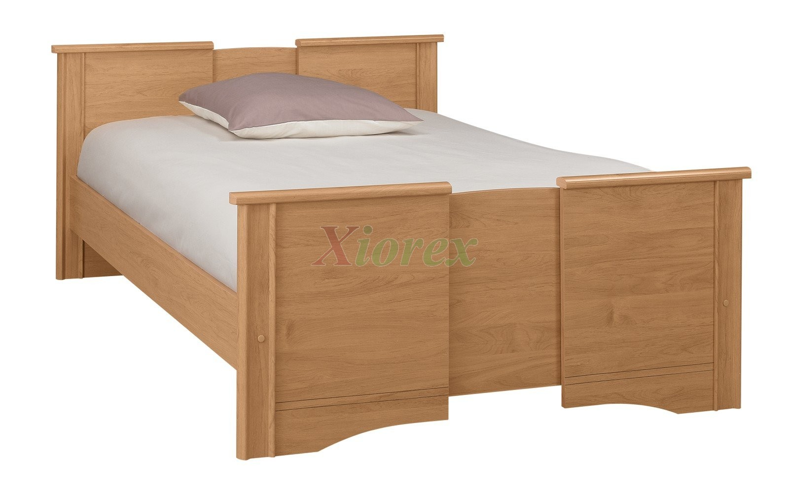 Expandable Bed Gami Montana Epandable Bed White Ash