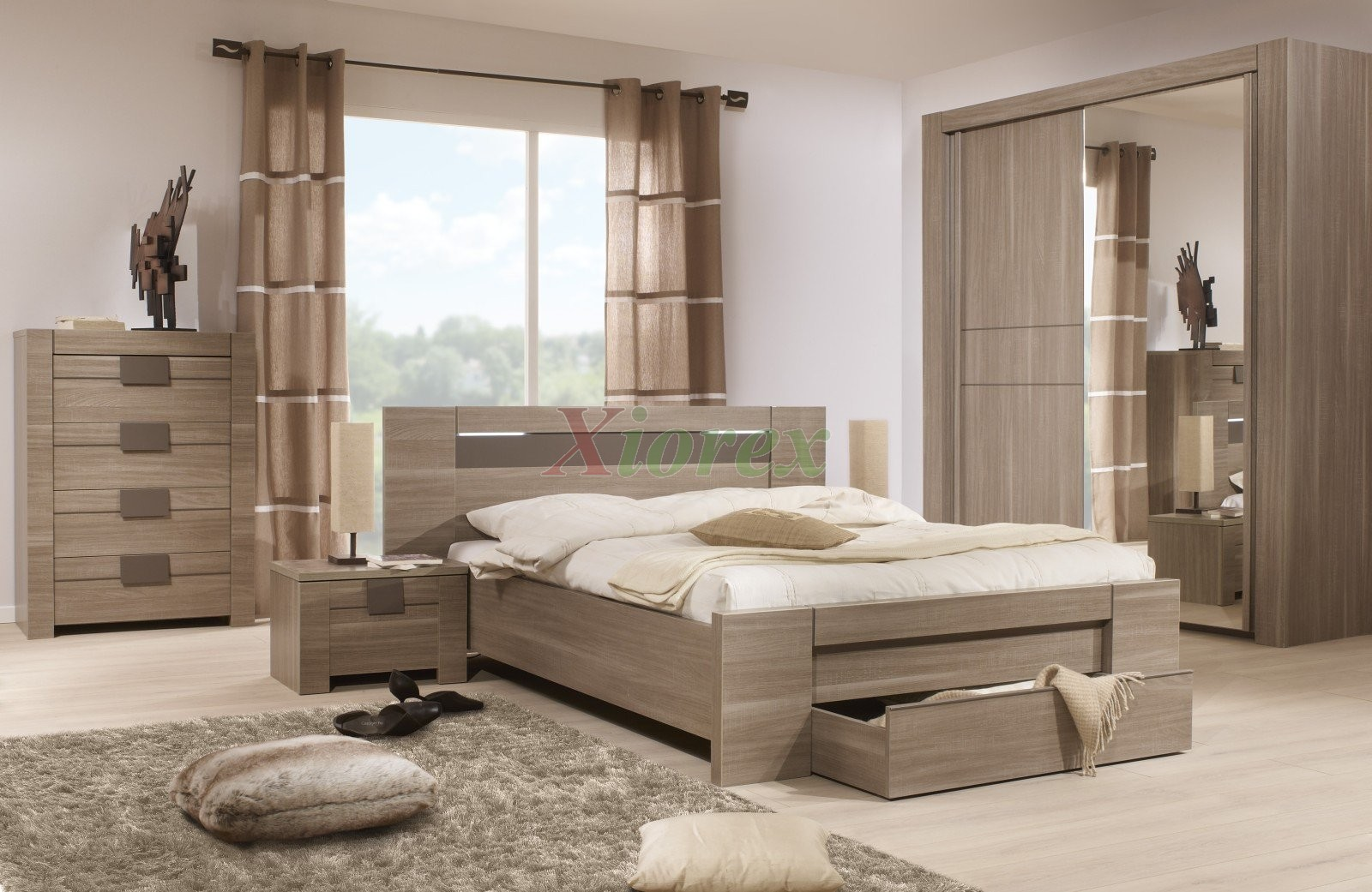 Master Bedroom Moka Beds Gami Moka Master Bedroom Sets by Gautier