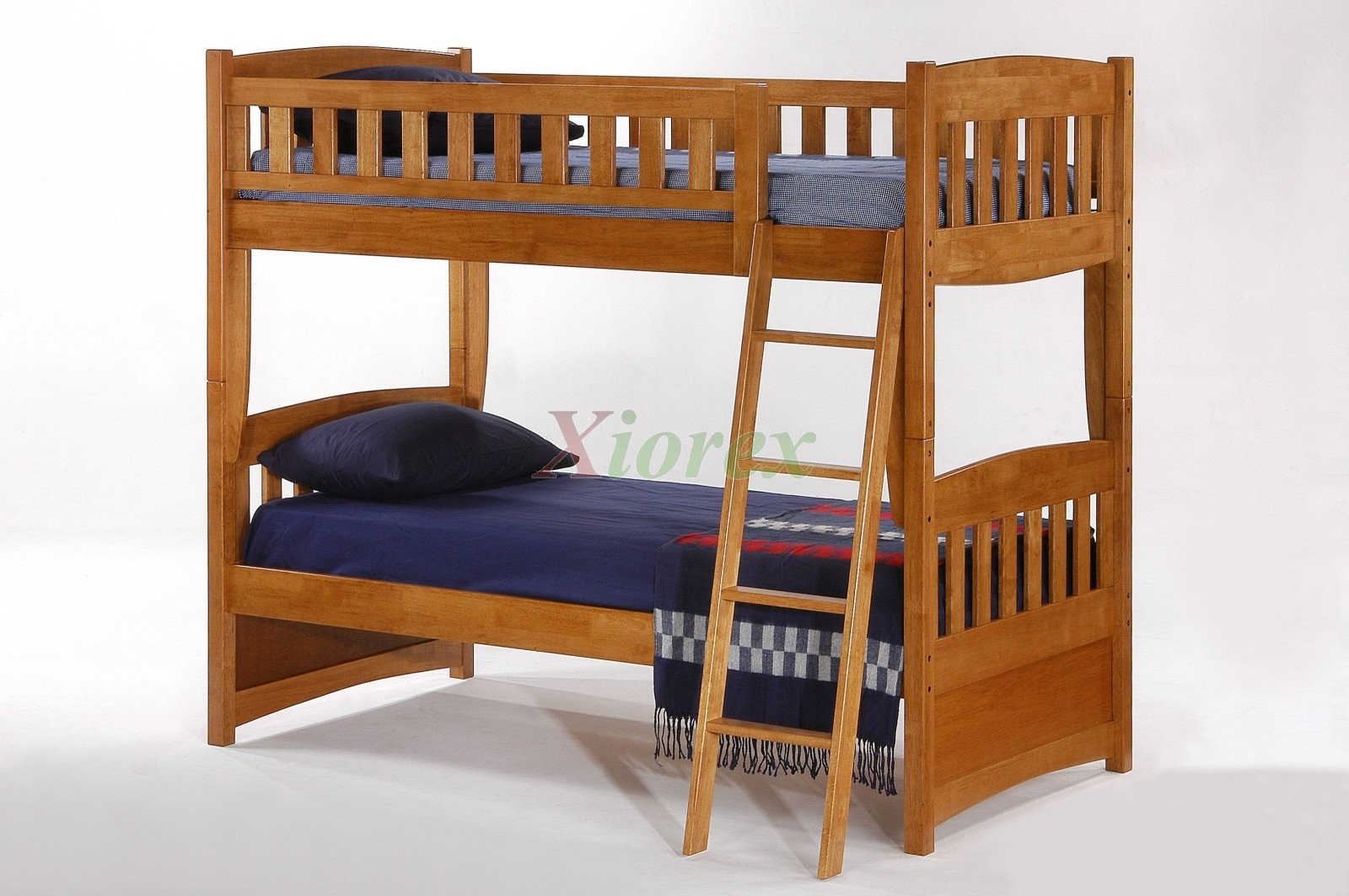 Night And Day Cinnamon Bunk Bed Twin Twin Bunk Bed Set