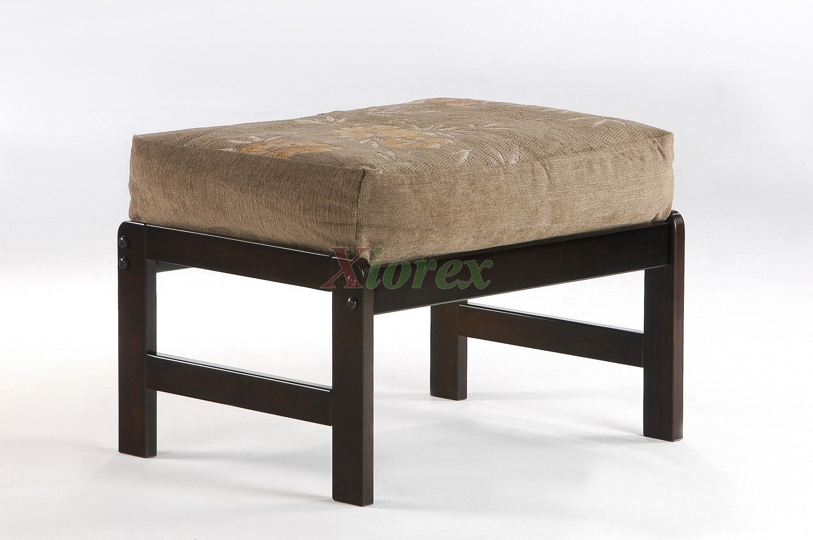 Ottoman Dark Chocolate For Futon Chair Standard Collection By N D