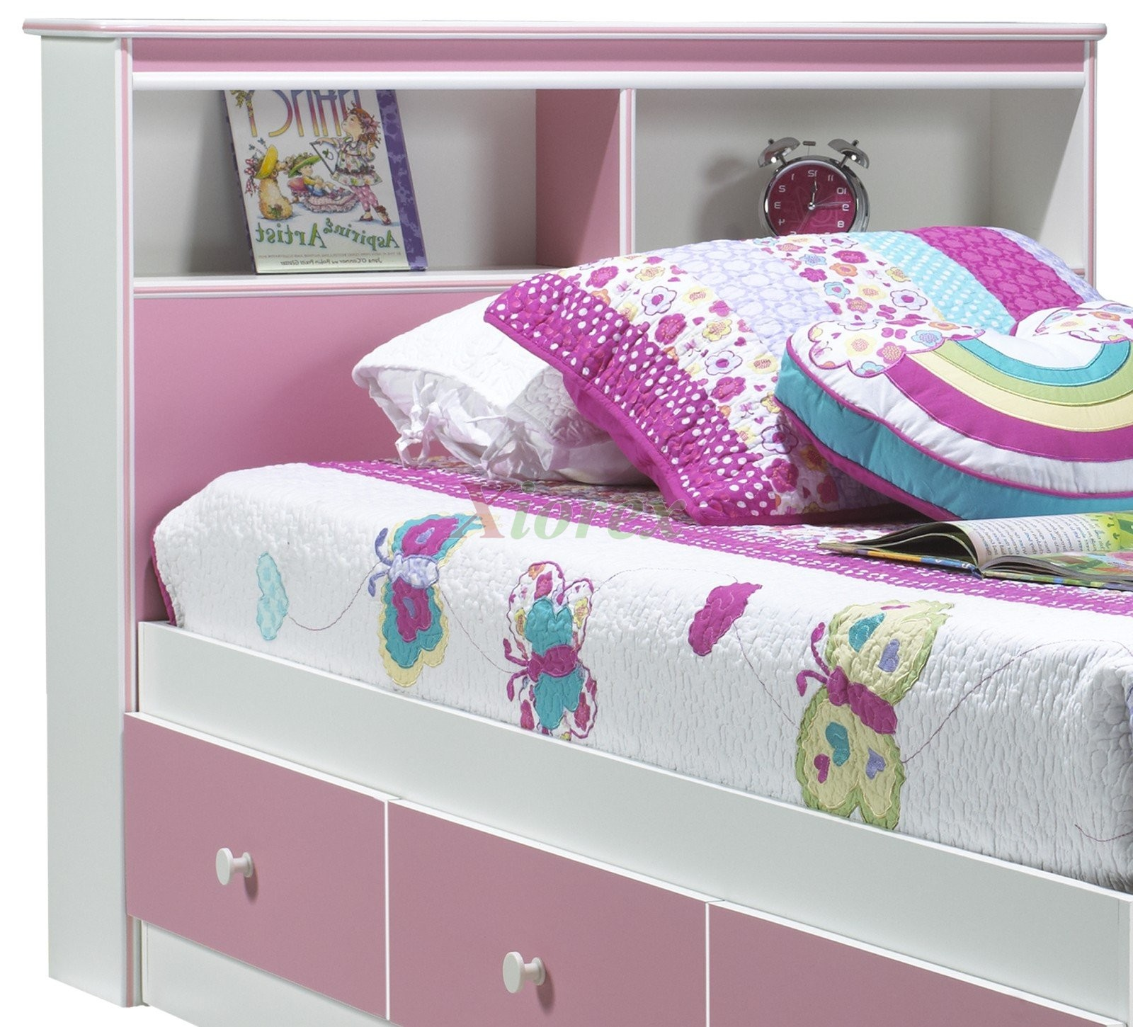 twin legacy mega upholstered kids headboard madison usa of babies picture