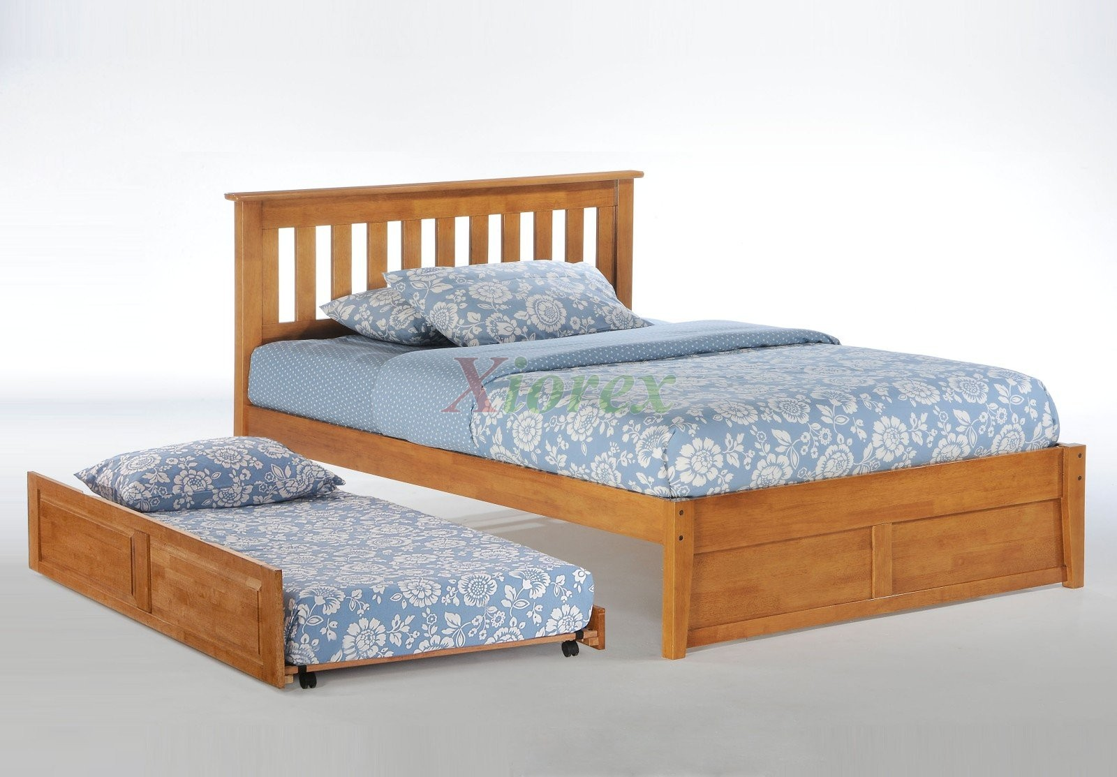 night and day rosemary bed platform bed w slat headboard. Black Bedroom Furniture Sets. Home Design Ideas