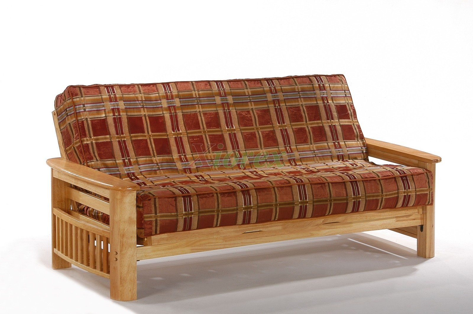 Day Portofino Futon Sofabed Honey Oak