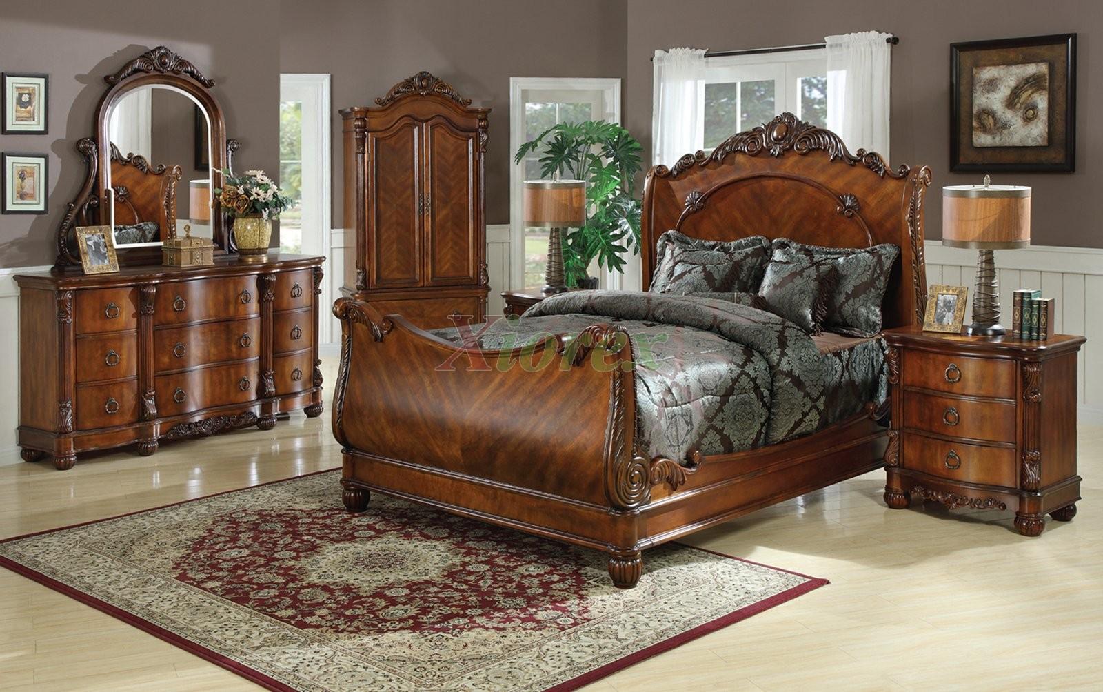 Sleigh Bedroom Furniture Sets Sleigh Bedroom Furniture Set 112 Xiorex
