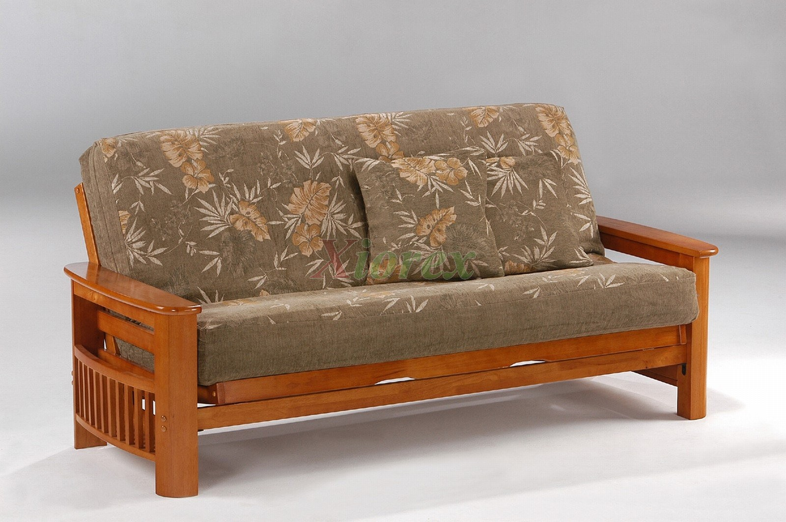 Teak Portofino Futon By Night And Day Sofabed Xiorex