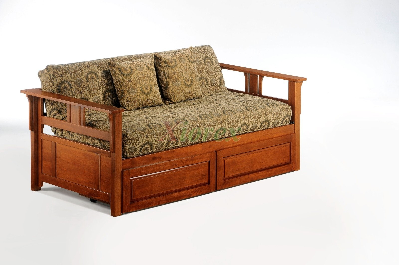 Teddy Roosevelt Guest Bed Daybed With Drawers Cherry By Night And Day Xiorex