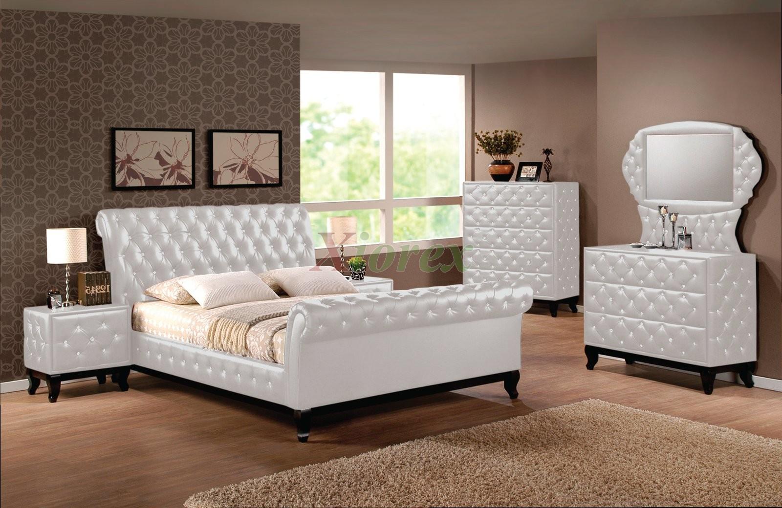 Full Size Platform Bedroom Sets Sets Additionally Felicity Glossy