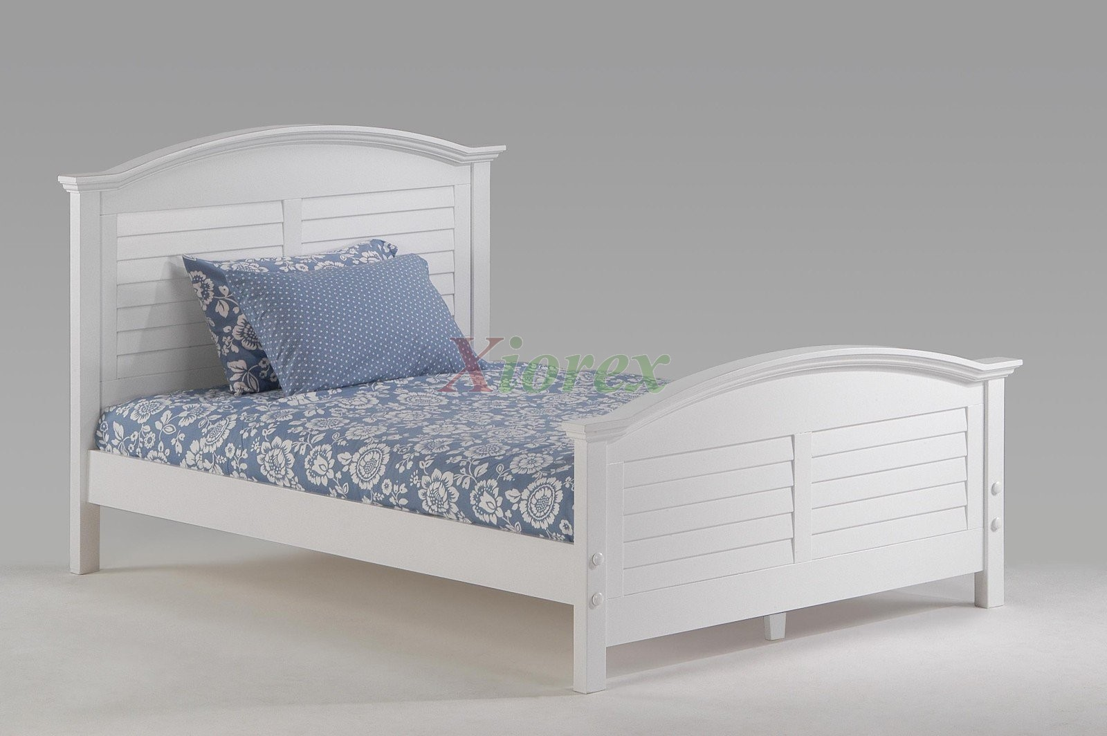 White Bed For Girls Night And Day Sandpiper Bed With