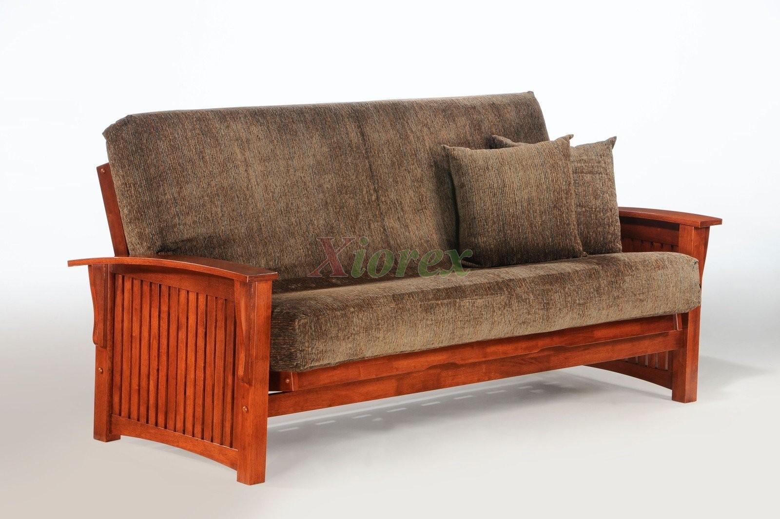 Winter Futon Cherry Chair Twin Lounger Loveseat Full Queen N D