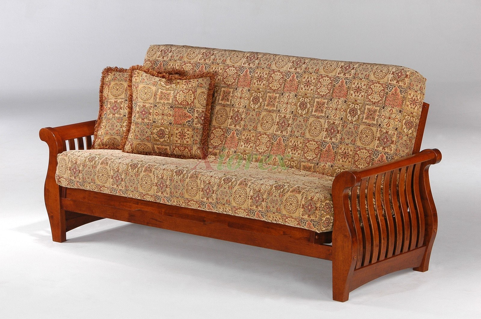 wood futon bed Roselawnlutheran
