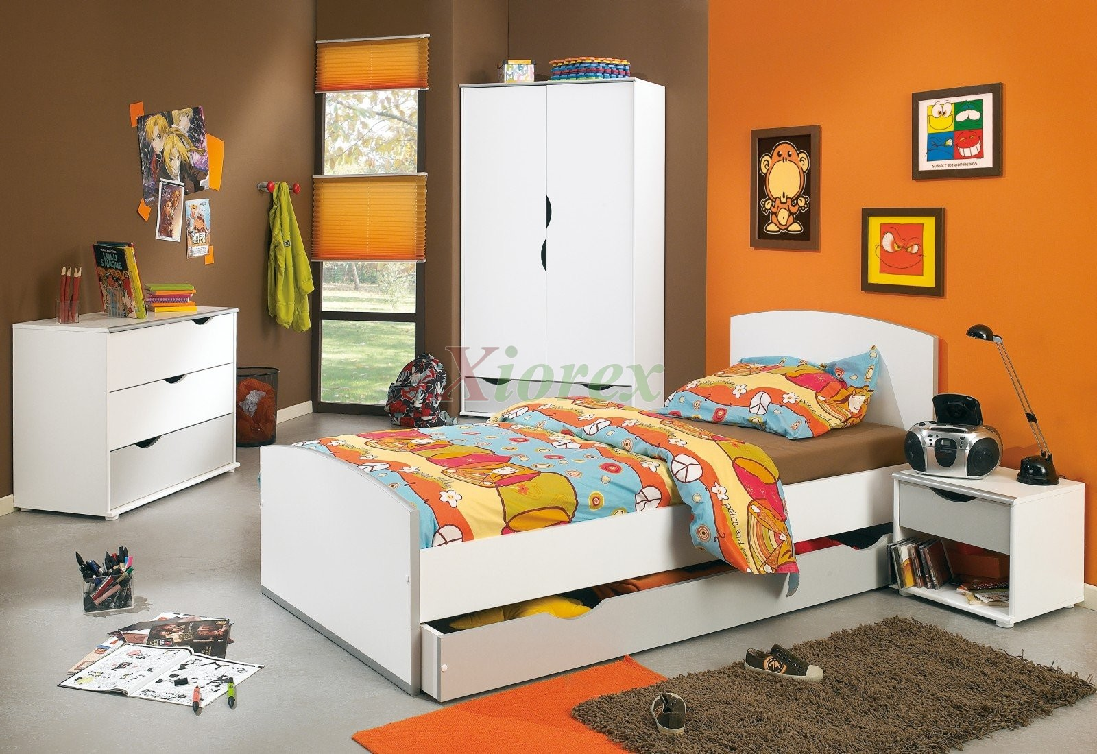 Youth Bed Set Gami Moov Bed Set For Youth By Gautier Xiorex