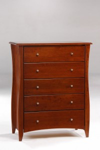 Clove 5 Drawer Chest | Xiorex