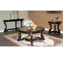 Alya Round Coffee Table Set Living Room Furniture Toronto | Xiorex