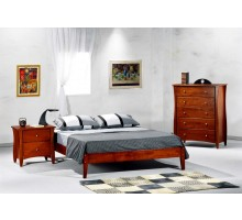 Bedroom Furniture - Night and Day P Series Basic Bedroom Furniture Set