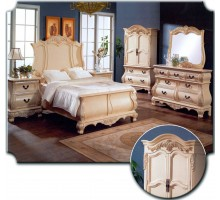 Bedroom Set with Queen Bed and King Bed | Xiorex