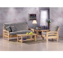 Corona Futon Living Room Set by Night and Day Furniture | Xiorex