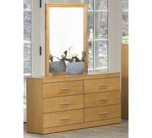 Dresser Furniture Life Line Madison Double Dresser Furniture | Xiorex