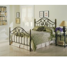 Dynasty Bed w Frame by Fashion Bed Group in Full Queen & King Bed Sizes