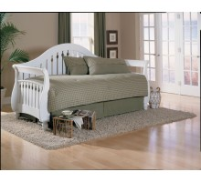 Fraser Daybed by Fashion Bed Group with Front Panel and Lowboy Rollout