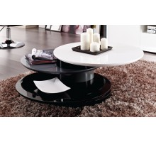 Gemini Round Modern Coffee Table Toronto | Xiorex