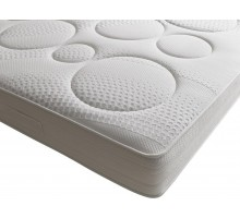 Memory Foam Mattress w Anti-allergen Anti-bacterial & Anti-fungal Treatment