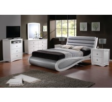 Modern Platform Bedroom Furniture Set | Xiorex