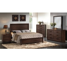 Contemporary Platform Bedroom Furniture Set | Xiorex
