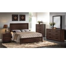 Contemporary Platform Bedroom Furniture Set   Xiorex