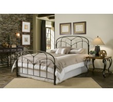 Pomona Bed - Gothic Era Bed in Full Queen & King Size by FBG at Xiorex