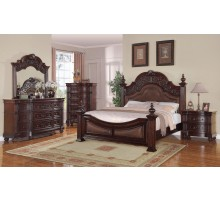 Queen Poster Bedroom Set and King Poster Bedroom Set | Xiorex