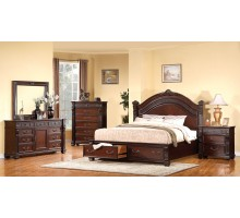 Poster Storage Bedroom Set | Xiorex