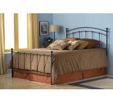 Sanford Bed w Frame in Twin Full Queen & King Bed Size at Xiorex