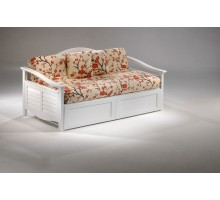 Seagull Daybed with Extension Drawers by Night and Day | Xiorex
