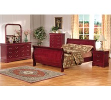 Sleigh Platform Bedroom Set 168 | Xiorex